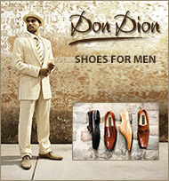 Don Dion Shoe Store in Suriname.
