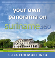 Get your own panorama or virtual tour on suriname360!